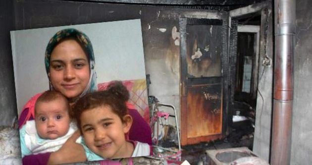 Rize'de yangın: 2 ölü
