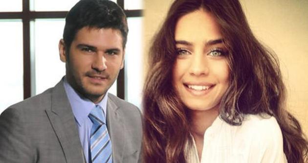 Tolgahan Sayışman ve Amine Gülşe aynı dizide