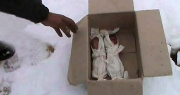 Gazze'de iki bebek soğuktan öldü