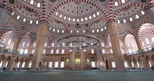 Balkanların en büyük Camisi olacak