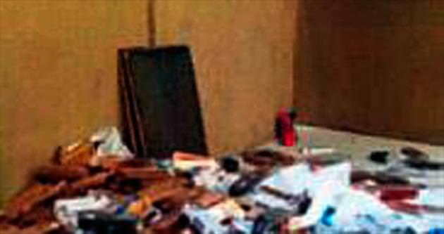 Ankara'da kaçak sigara ele geçirildi