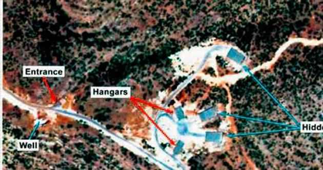 Esad'ın yeni nükleer tesisi: Zemzem