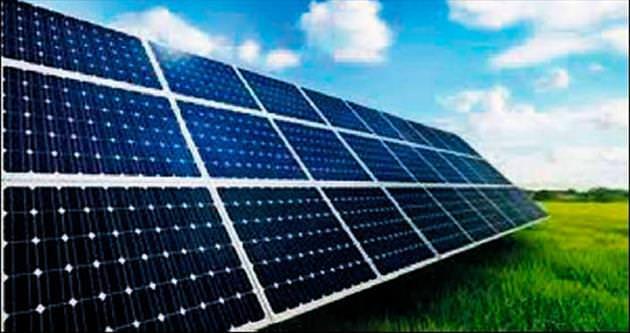 Güneş enerjisi parkı kuruluyor