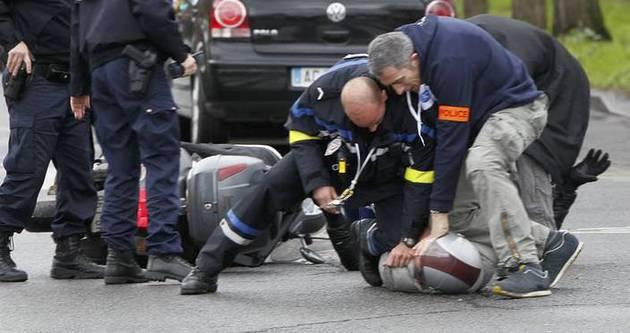 Paris'te gözaltına alınanlar serbest