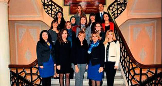 Kadın girişimciler başkanını seçti