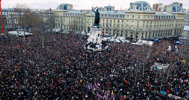 Dünyanın başkenti Paris