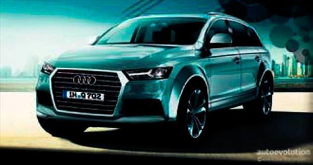 Audi Q7 yenilendi