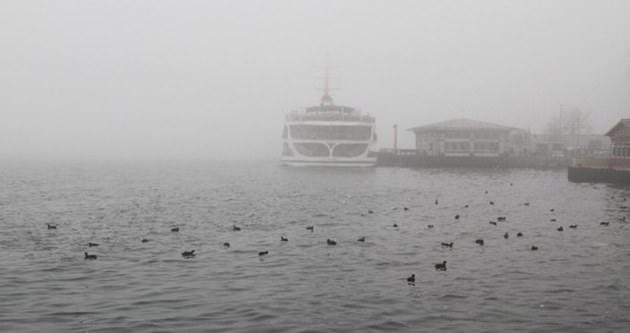 İstanbul'da tüm seferler iptal
