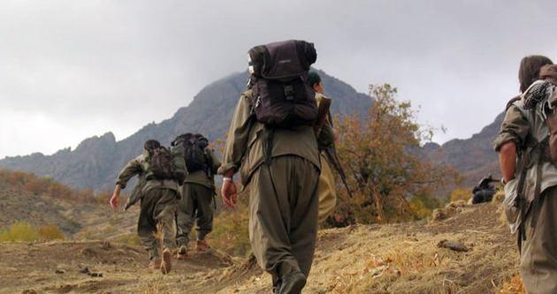 PKK'lılar şirket basıp silah çaldı