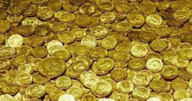 Altın son bir ayın en yüksek seviyesine yükseldi