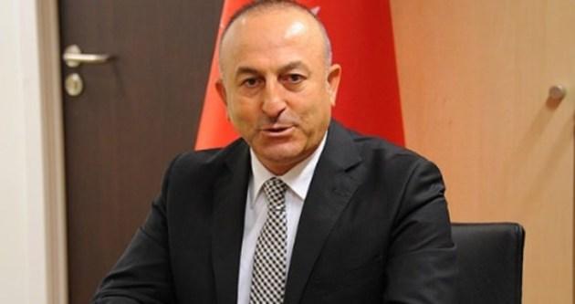 Bakan Mevlüt Çavuşoğlu'ndan Hayat Boumedienne açıklaması
