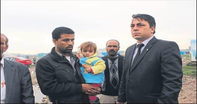 Suriyeli mültecilere Büyükşehir desteği