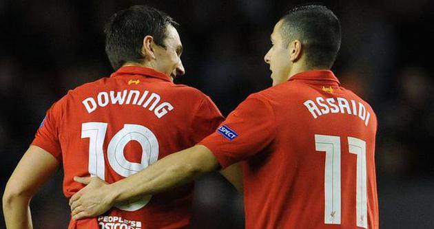 Assaidi Liverpool'dan ayrıldı