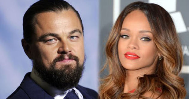 Leonardo DiCaprio ile Rihanna birlikte iddiası