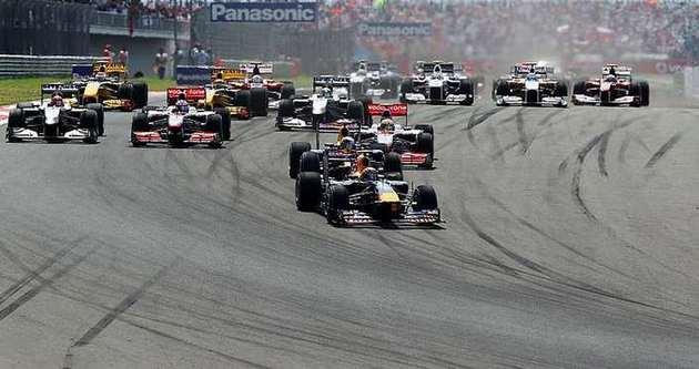 Formula 1'e alkol tepkisi