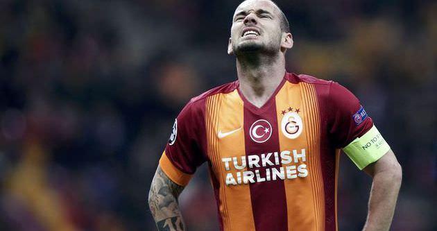 Sneijder'i kim istemez ki?