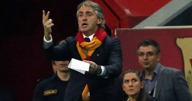 Mancini'den 'kağıt' itirafı