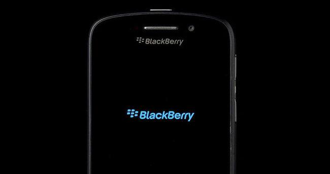 BlackBerry'den skandal tweet