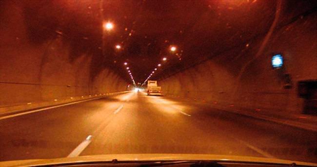 Göcek'te karanlık tünel