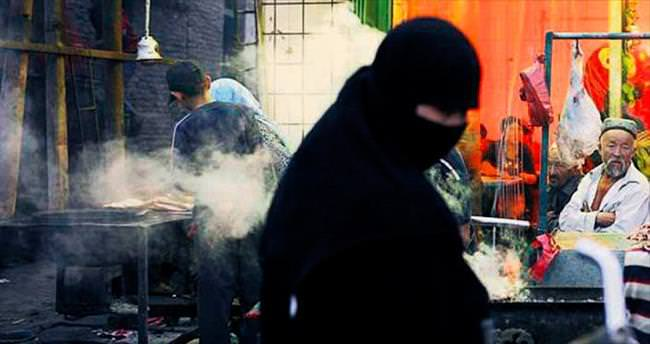 Urumçi'de burka resmen yasak
