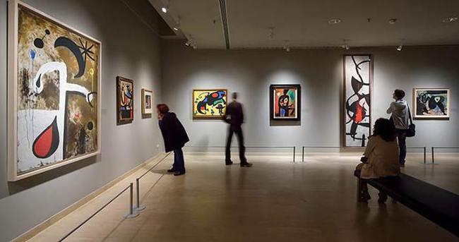 Miro sergisi uzatıldı
