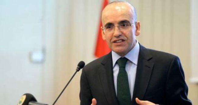 Bakan Şimşek'ten 'vergi' açıklaması