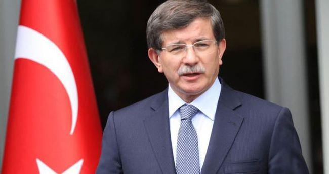 Başbakan Davutoğlu Brüksel'de konuştu