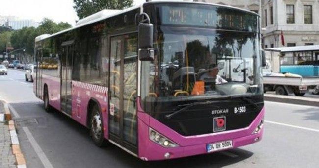Otobüslerde yaşlı, hamile ve engelliler için 'Oturmatik' dönemi