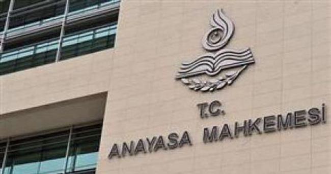 Anayasa Mahkemesin'den iptal kararları