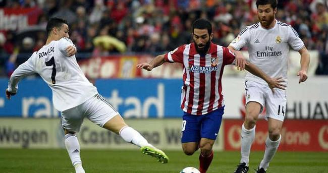 Atletico Madrid, Real'e acımadı