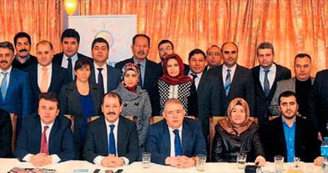 AK Parti Kahramanmaraş'ta Metin Doğan'la devam edecek