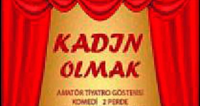 Menderes'te ücretsiz tiyatro gösterimi