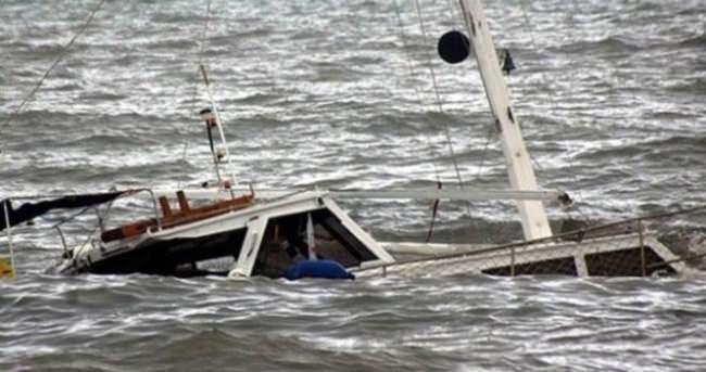 Çin'de tekne battı: 20 kişi kayıp