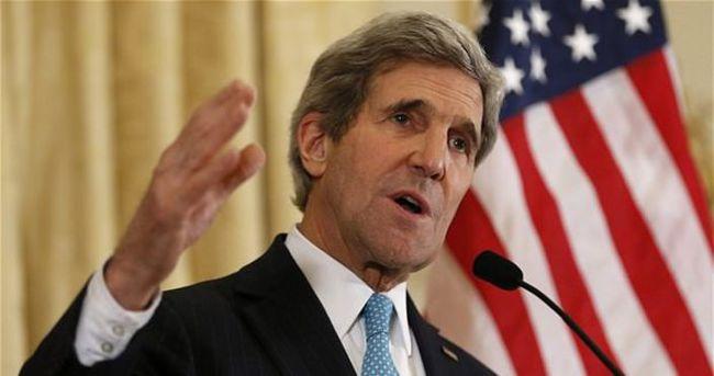Kerry Fransa'dan özür diledi