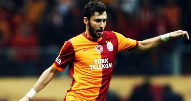 Galatasaray'da Veysel Sarı ayrılığı resmileşti