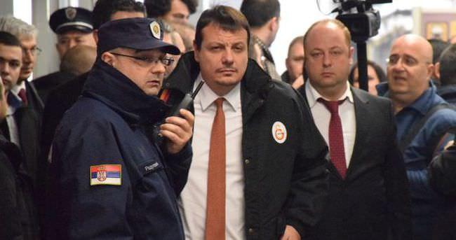 Galatasaray Liv Hospital'ı 3 bin 500 polis koruyor