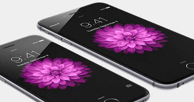 iPhone 6S'te pay Samsung'un