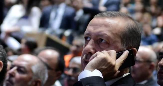 Cumhurbaşkanı Erdoğan'dan Ilgaz ailesine taziye telefonu
