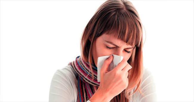 Ellerinizi sık sık yıkayın gripten korunun