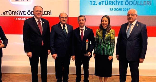Şahinbey Belediyesi e-belediyede birinci