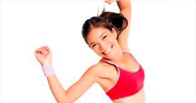 Sağlıklı ve fit vücut için ipucu