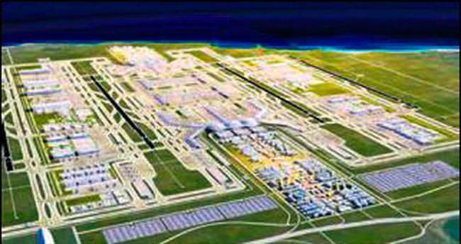 3. Havalimanı'nın rayına 9 teklif geldi
