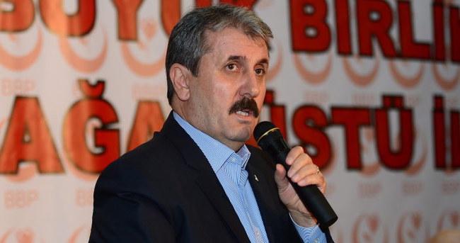 BBP seçim ittifakı için kararını verdi