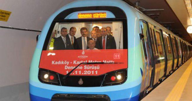 Kadıköy-Kartal Metro hattındaki yüzde 50 indirim süresi uzatıldı