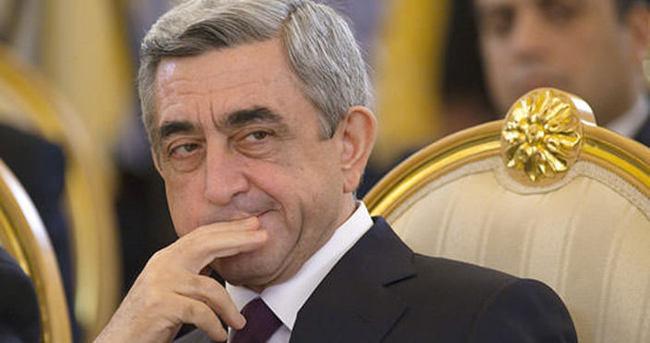 Sarkisyan'dan Erdoğan'ın davetine cevap