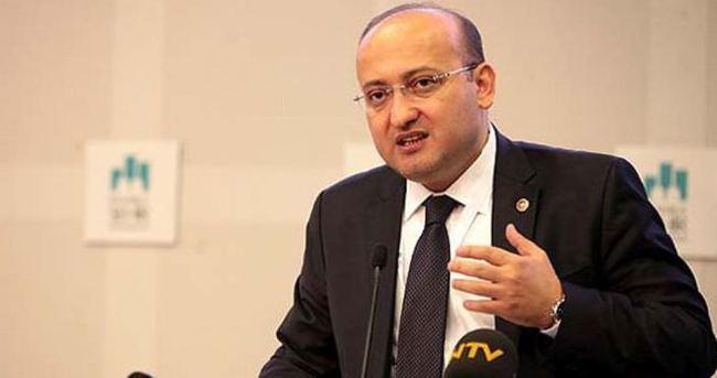 Yalçın Akdoğan'dan Cizre olaylarına ilk yorum