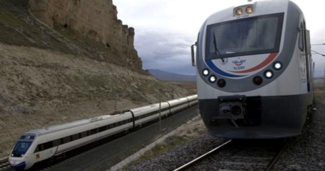 2015'te yatırımın aslan payı demiryoluna