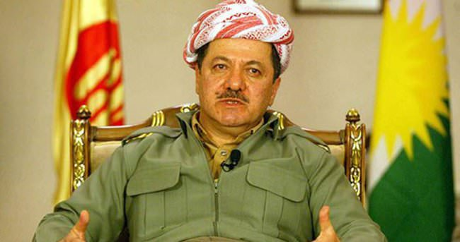 Barzani PKK'ya rest çekti