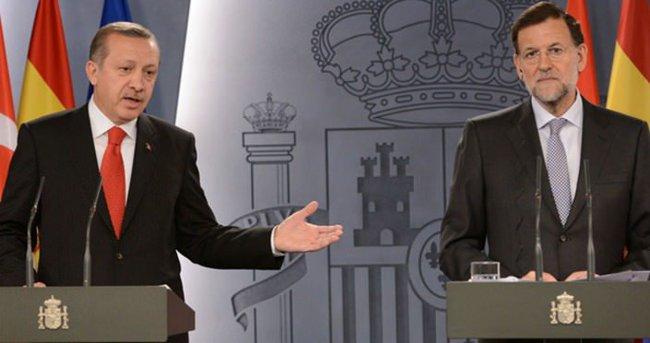 İspanya Cumhurbaşkanı Erdoğan'ın önem verdiği projeyi iptal etti
