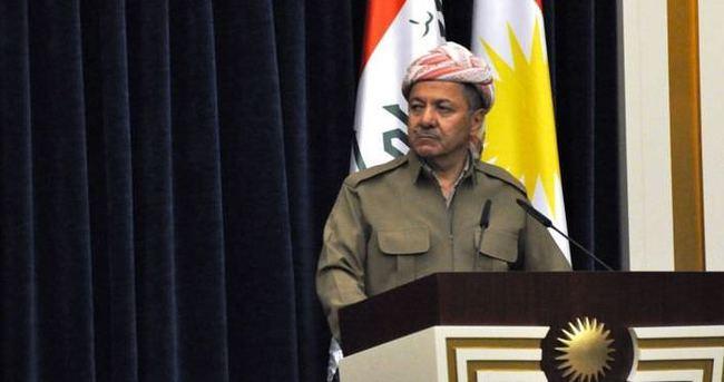 Barzani'den PKK'ya 'kanton' uyarısı